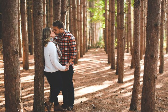 'Kortright Centre Engagement Photos