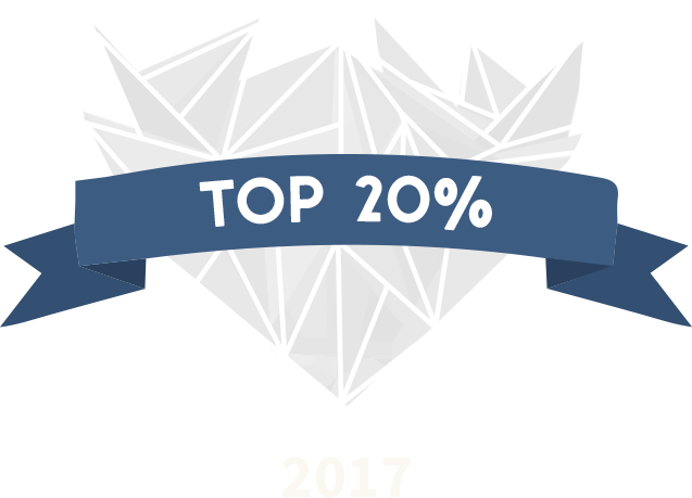 Shoot & Share Photo Contest Top 20% Badge