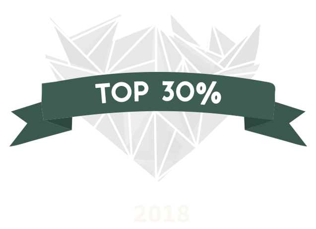 Shoot & Share Photo Contest Top 30% Badge