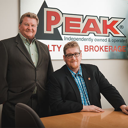 Peak Real Estate for REM Magazine