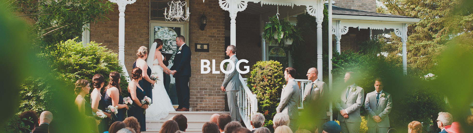 Real weddings and wedding advice on the blog!